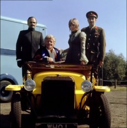 doctor_who_roger_delgado_jon_pertwee_katy_manning_and_nicholas_courntey_in_bessie