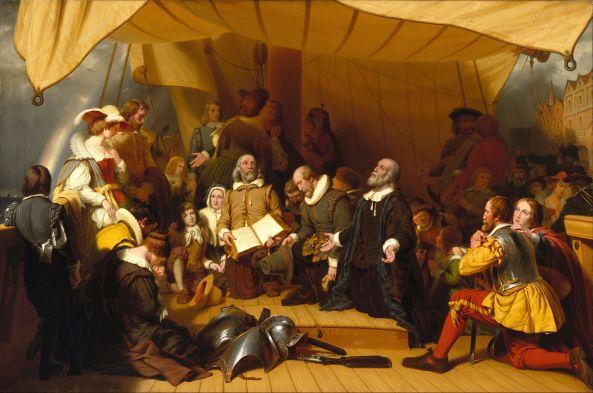 1280px-Robert_Walter_Weir_-_Embarkation_of_the_Pilgrims_-_Google_Art_Project